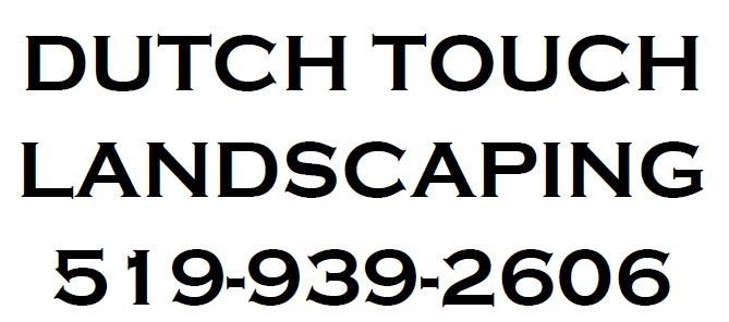 Dutch Touch Landscaping