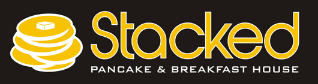 Stacked Pancake and Breakfast House
